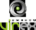 Virex – Polska macierze dyskowe,archiwizacja danych, outsourcing Logo